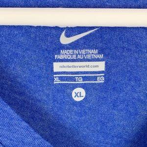 Nike Tops - UK Wildcats Ladies Football Jersey Style Tee